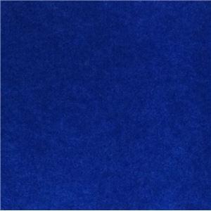スタンダード吸音パネル/防音フェルトボード 【30×30cm 同色2枚組/ダークブルー】 簡単取り付け