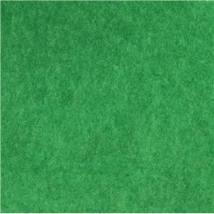スタンダード吸音パネル/防音フェルトボード 【30×30cm 同色2枚組/グリーン】 簡単取り付け