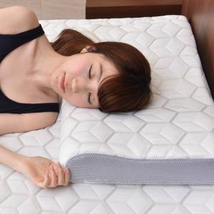 キメ細かい人肌感触 優しくサポート 快眠枕 ファセットピロー 日本製