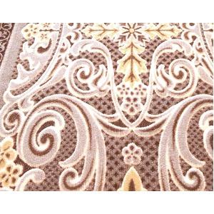 グレースオーナメント廊下敷 抗菌防臭 80×540cm ベージュ 日本製 マット