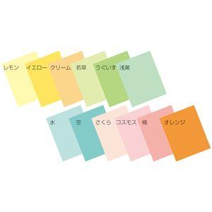(業務用2セット) APP シナールカラー A4 薄口 1000枚 黄