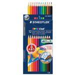(業務用10セット) ステッドラー ノリスクラブ水彩色鉛筆12色 144 10NC12P