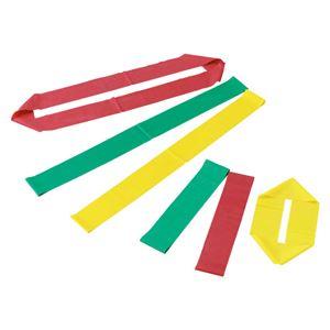 (業務用10セット) DLM レクトレループバンドS 黄色 弱弱F105261