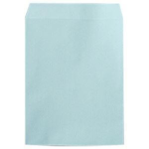 (業務用10セット) 菅公工業 封筒 角2 シ633 50枚 ブルー