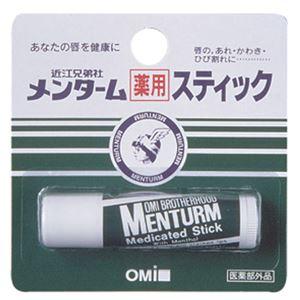(業務用20セット)近江兄弟社メンターム薬用スティックレギュラー5g