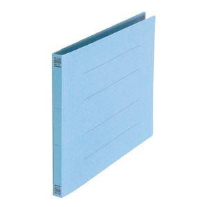 (業務用30セット) プラス フラットファイル樹脂 022N A4E ロイヤル青