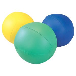 DLM バランスボール(青) E40