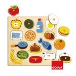 DLM つまみつきパズル キッチン 53024