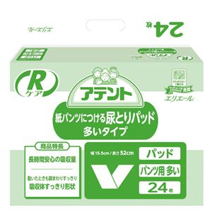 大王製紙 アテントRケア紙パンツにつける尿パット 6P