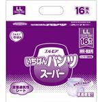 カミ商事 いちばんパンツスーパーLL16枚×6P