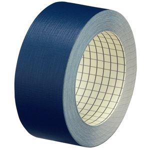 プラス 紙クロステープ AT-035JC 35mm*12m 紺 10巻
