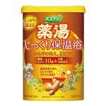 (まとめ) バスクリン バスクリン薬用じっくり保温浴 600g【×10セット】