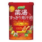 (まとめ) バスクリン バスクリン薬用すっきり発汗浴 600g【×10セット】