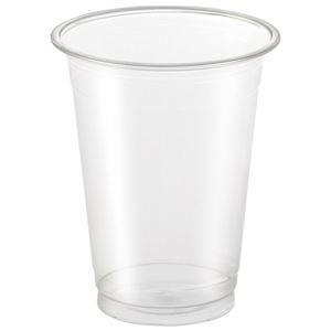 (まとめ) サンナップ PETカフェクリアカップ 420mL 40個入【×10セット】