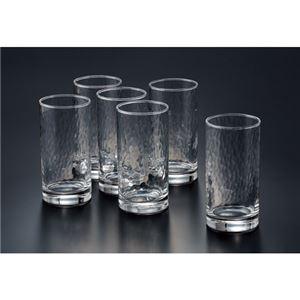 (まとめ)東洋佐々木ガラス生活の器タンブラー6個セット【×5セット】