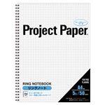 (まとめ) オキナ プロジェクトリングノート PNA4S【×10セット】