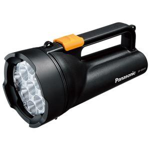 (まとめ) Panasonic ワイドパワーLED強力ライト BF-BS05P-K【×3セット】