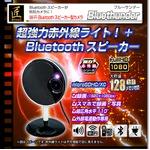 【小型カメラ】Wi-Fi Bluetoothスピーカー型カメラ(匠ブランド)『Bluethunder』(ブルーサンダー)の画像