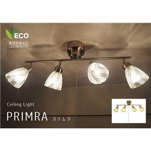PRIMRA(プリムラ) ガラスシェードシーリングライト クリア TP-279-CL - 拡大画像