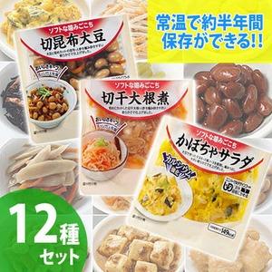 やわらか和惣菜12種セット