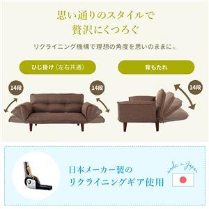 シンプル オットマン/スツール 【ブルー タスク生地】 ポケットコイル入り ゆったりサイズ 『coroli』