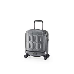 スーツケース 【ブラックブラッシュ】 21L コインロッカー可 機内持ち込み可 アジア・ラゲージ 『PANTHEON』
