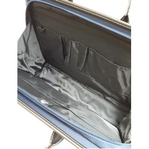 ビジネスバッグ 【ネイビー】 W40.5×H30×D10cm