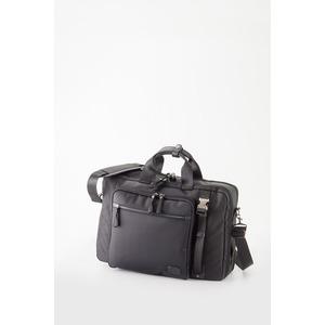 ビジネスバッグ/3WAYバッグ 【ブラック】 H45×W30×D10cm B4サイズの画像1