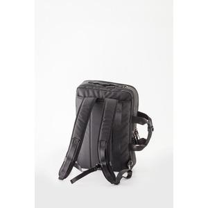 ビジネスバッグ/3WAYバッグ 【ブラック】 H45×W30×D10cm B4サイズ
