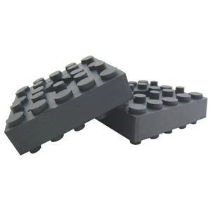 アームスシステム BB50x4 防振ブロック(防振ゴム) 50mm角×4個セット