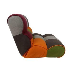 ポケットコイルスプリング リクライニング 座椅子 ルークス