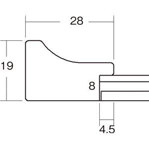 水彩額/水彩用額縁 軽量タイプ 【水彩F10 ...の紹介画像2