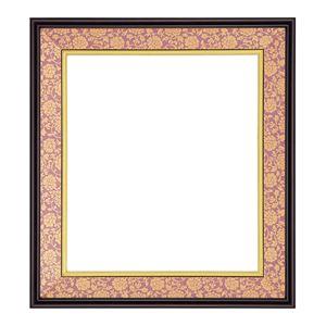 4911 色紙 タメ塗/エンジドンス 【33.8×38.1×4.3cm】