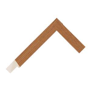 仮縁/セットアップフレーム 【F6 チーク】 紐 吊金具 止め金具付き 木製 〔油絵額縁〕