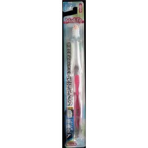 エビス メディフィット歯ブラシ ふつう × 5 点セット