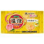 アース製薬 温泡こだわり桃炭酸湯甘熟黄桃1錠 × 20 点セット