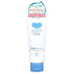 牛乳石鹸共進社 カウブランド 無添加洗顔フォーム 120g × 3 点セット