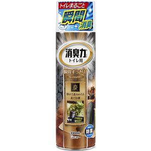 エステー 消臭力トイレ用スプレー 炭と白檀の香り × 5 点セット