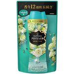 (まとめ)P&G レノアハピネスアロマジュエルエメラルドブリーズの香り詰替え 【×3点セット】