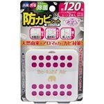 浅香工業 防カビシート ケース付 クリアラベンダー × 3 点セット