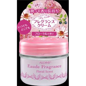 アロインス化粧品 アロインス オーデフレグランス フローラルの香り 35g × 6 点セット