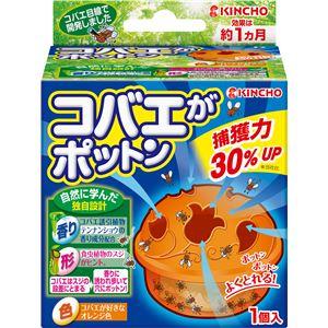 大日本除虫菊(金鳥) コバエがポットン置くタイプT × 6 点セット