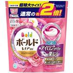 P&G ボールドジェルボール3D癒しのプレミアムブロッサムの香りつめかえ用超特大サイズ × 3 点セット