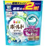 P&G ボールドジェルボール3D爽やかプレミアムクリーンの香りつめかえ用超特大サイズ × 3 点セット