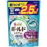P&G ボールドジェルボール3D爽やかプレミアムクリーンの香りつめかえ用超ジャンボサイズ × 3 点セット