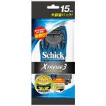 シック(Schick) エクストリーム3(15本入) × 3 点セット