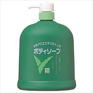 牛乳石鹸共進社 カウブランドアロエボディソープ1200ml × 3 点セット