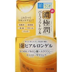 (まとめ)ロート製薬 肌ラボ 極潤パーフェクトゲル 100g 【×3点セット】