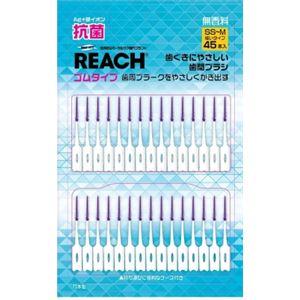 (まとめ)銀座ステファニーリーチゴム歯間ブラシ(45本)【×12点セット】
