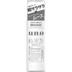 資生堂 ウーノ スーパーサラサラムース × 6 ...の商品画像